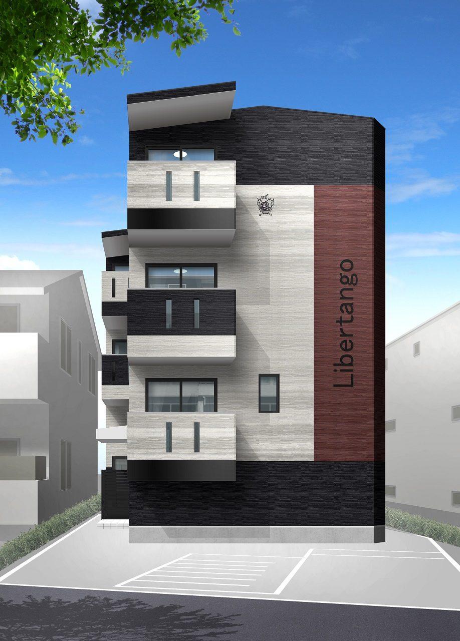 投資アパート 【大阪】 Libertango